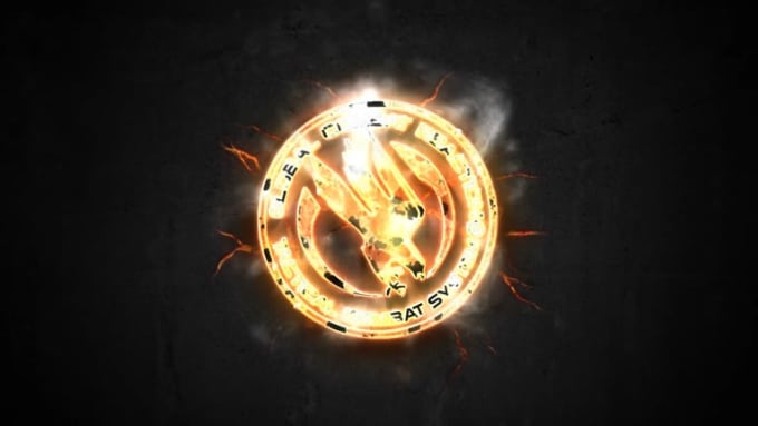 Metal Fire Logo Animation-01