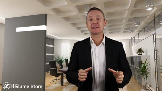 Resume Video