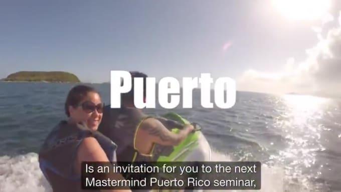 Mastermind Puerto Rico 30 de Octubre-EnglishSub