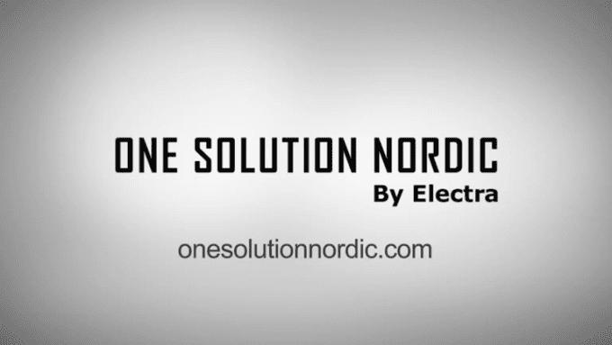 onesolutionnordic logo intro HD