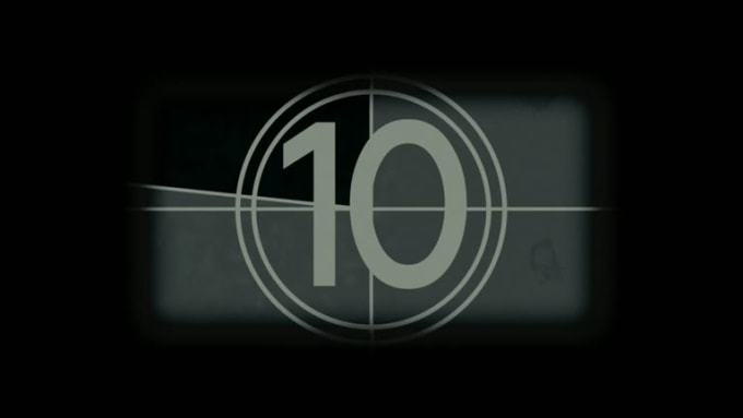 Counter 4K - IMAX POWERHOUR