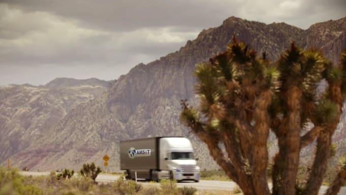 truck logo AMST 1080p