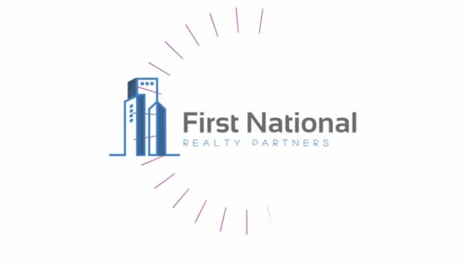 First National Realty Partners animation