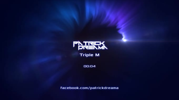 Patrick Dreama - Triple M Radio Edit - MusicVisual Preview
