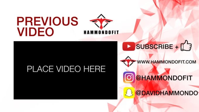 Youtube Outro v4