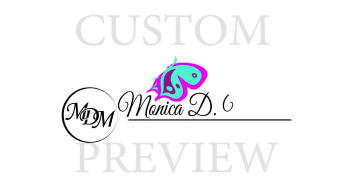 Custom Monica