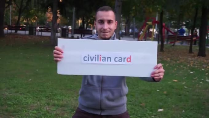 civiliancard