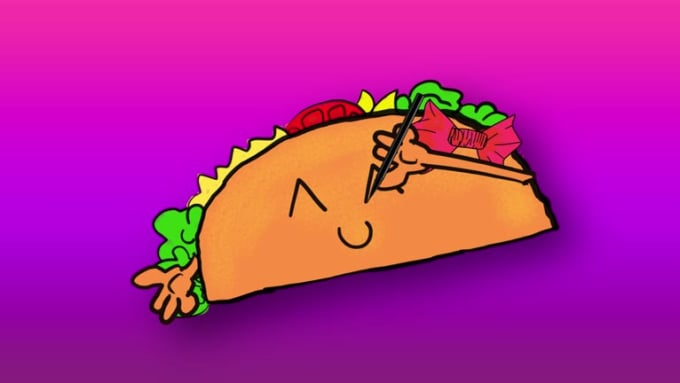 Taco Angry
