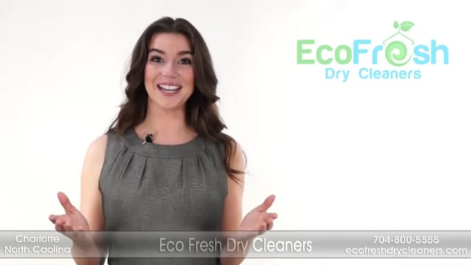 Dry Cleaning Video