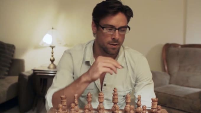 Nmarque ChessDog Commercial