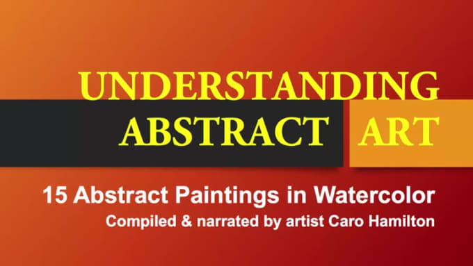 Abstract_Watercolor_Art_video