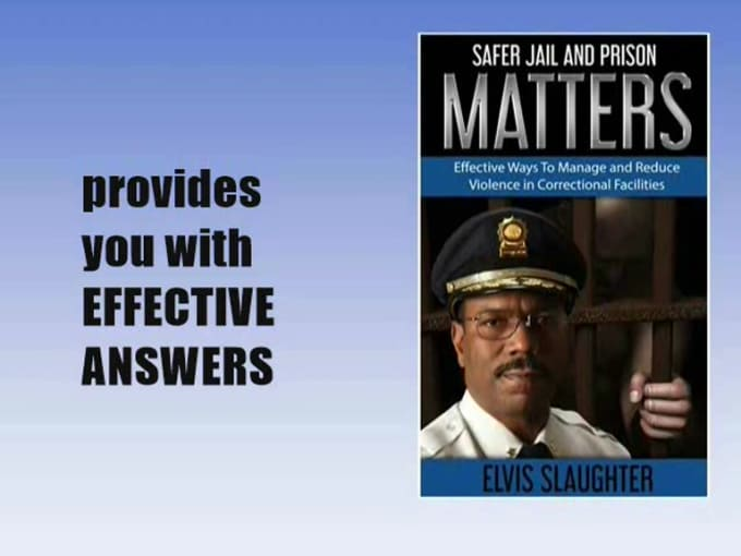 Safer Jail And Prison Matters - FINAL