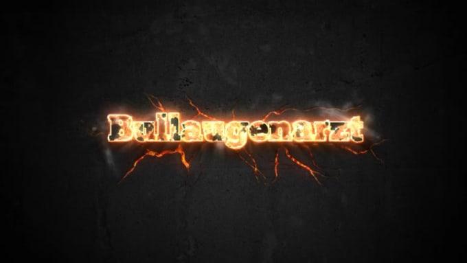 Metal Fire Logo