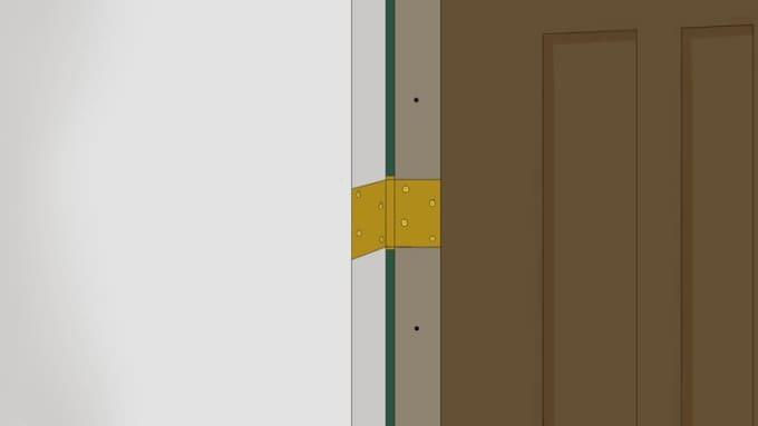 Door Animation Step 19