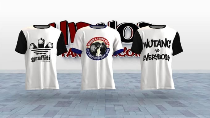 Tshirt - hiphop