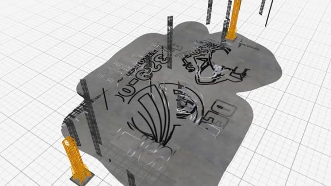 Construction Company Logo Buildup Animation-02