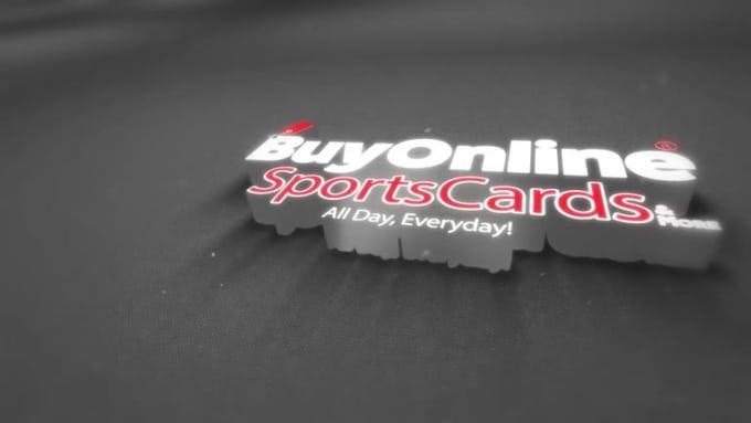 Buyonline 3D logo