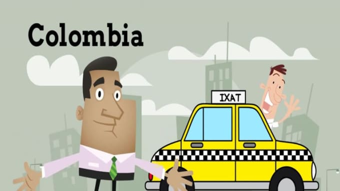 TaxiAmigo video promocional