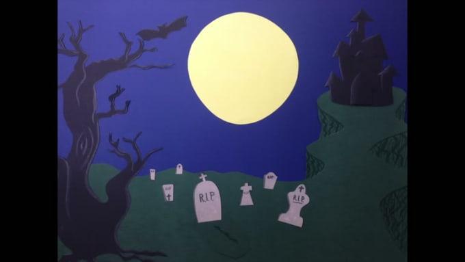 Fiverr Halloween Ravenhur3t
