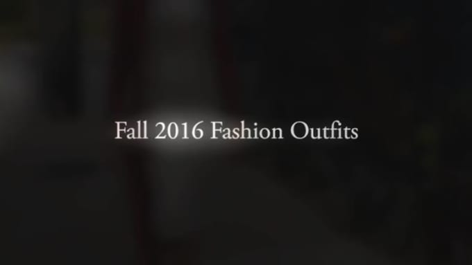 fall 2015 fashion outfits