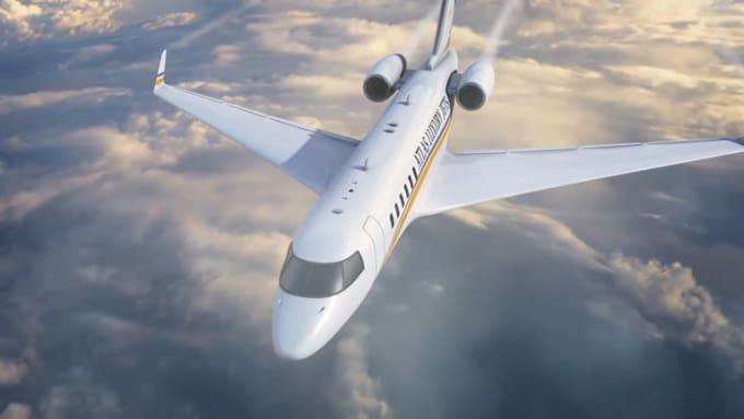 Atlas Luxury Jets 1080 HD FREE 2