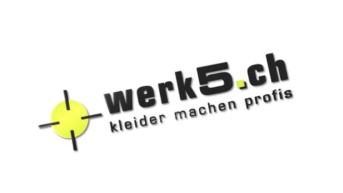 Werk logo animation
