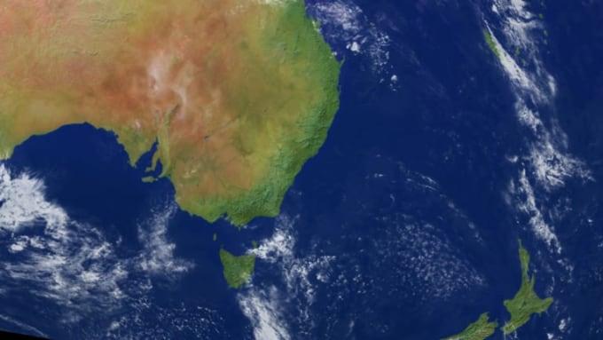 Australia Broadway Sydney Zoom