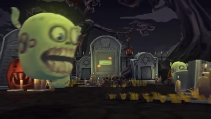 halloween Headspace 2