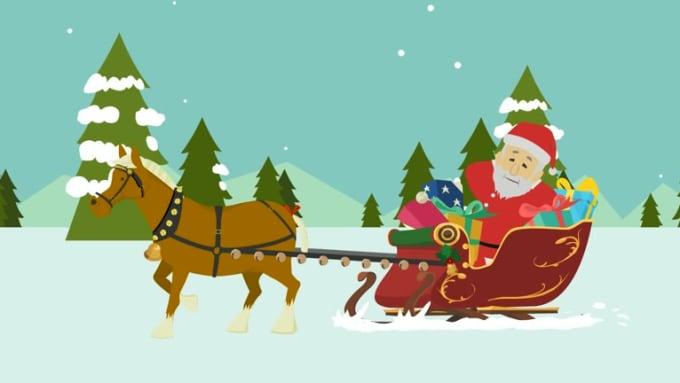 Cartoon Video christmas gift