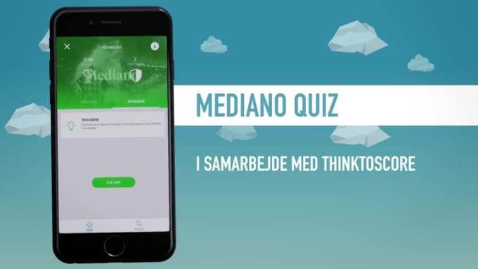 Mediano Quiz iPhone Trendy FULL HD custom v3