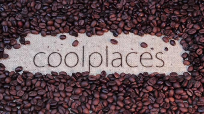 Coffee Logo 2 coolplaces