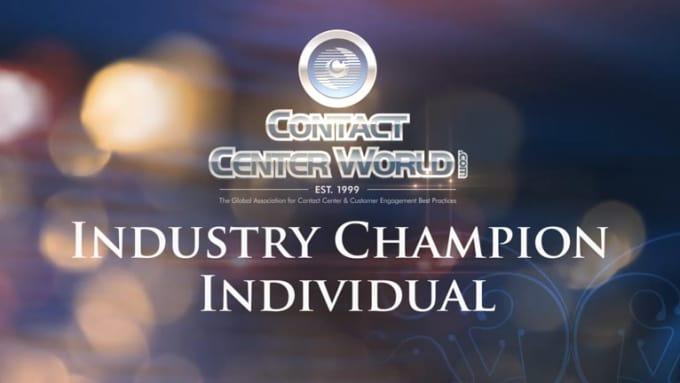 Industry Champion Individual