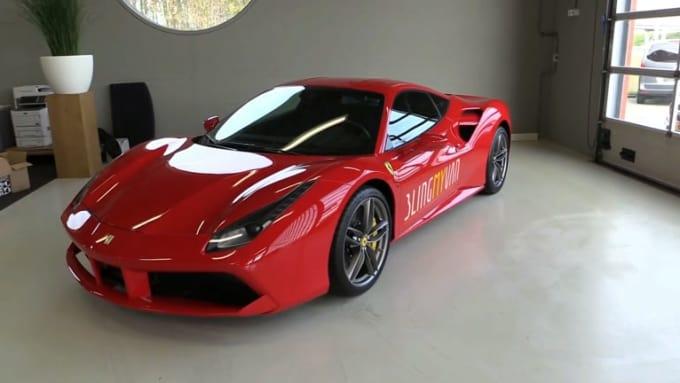 Blingmyvan-Ferrari 2