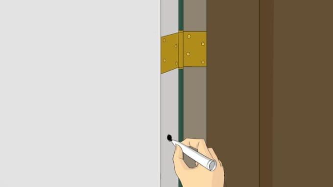 Door Animation Step 23