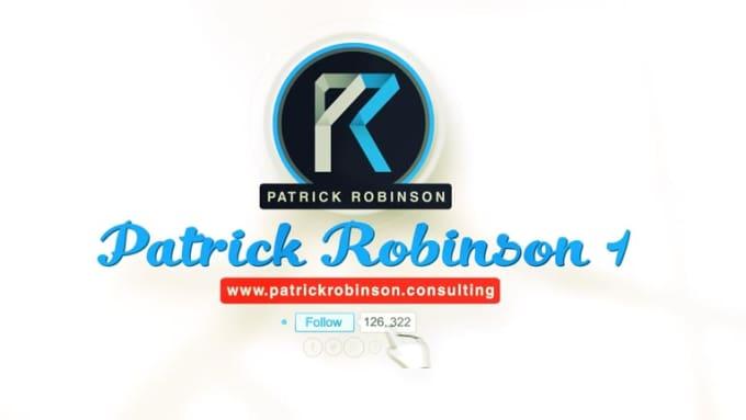Patrick Robinson_Instagram Promo Video Rivisions