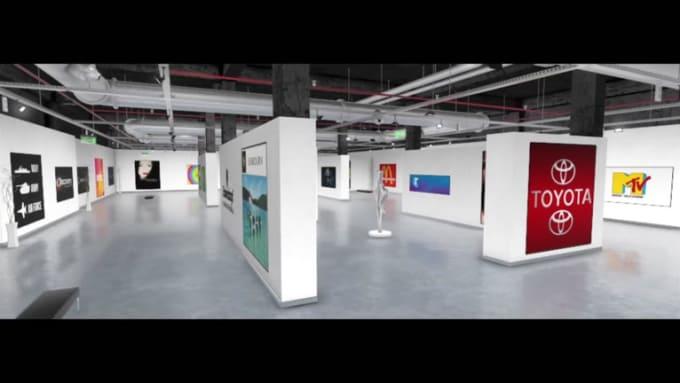 minniecat modern art gallery