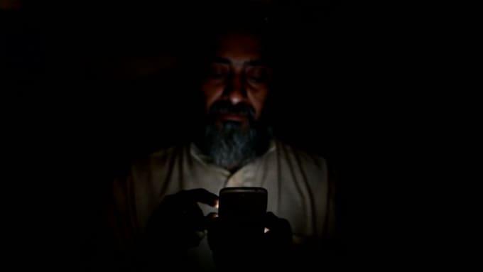 Old Man calling