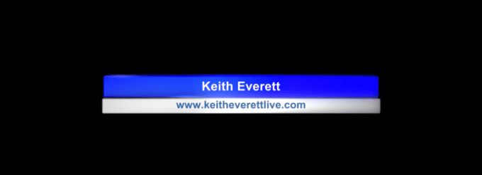 Keith Lower thirds HD