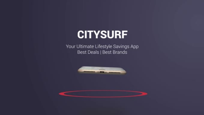 CITYSURF Playful iPhone FULL HD