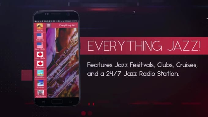 EJ Android Trendy FULL HD jazz