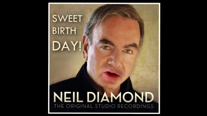 Neil Diamon Birthday  -  Georgie Smith
