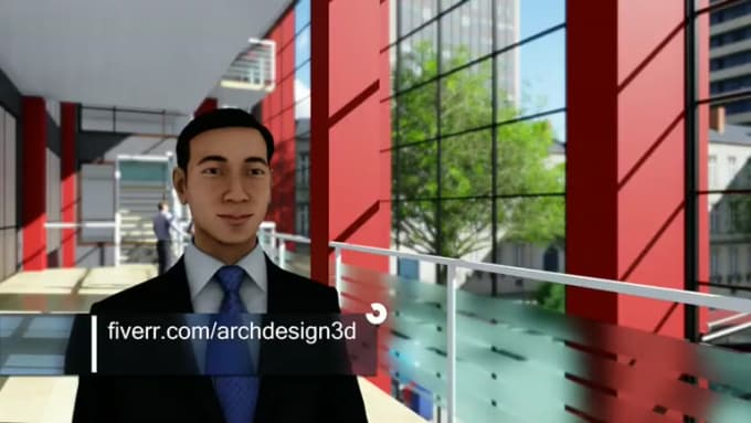 Characters Animations sample