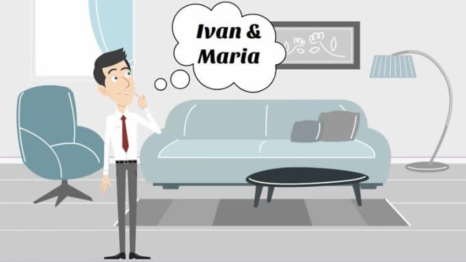 Ivan y Maria - Animation Corrected