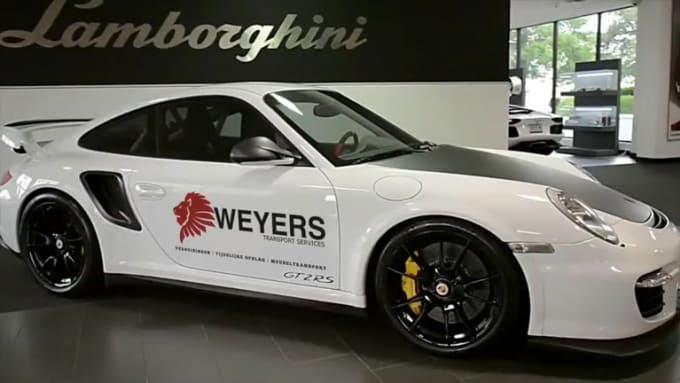 Porsche Revision