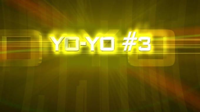 Cinematic Matrix Intro - Yo-Yo #3 - Yellow - HD