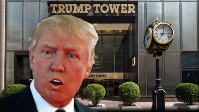 Trump Kaftans
