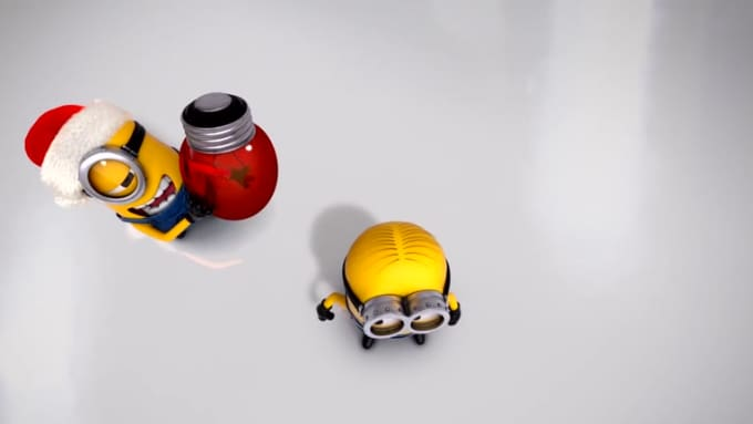 Minions New Year Full HD corrected