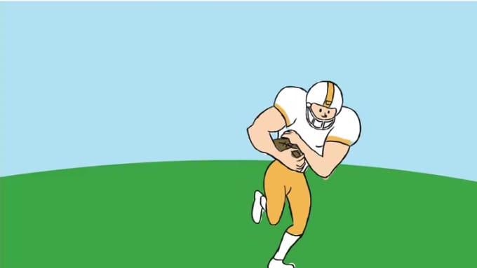 football-animation