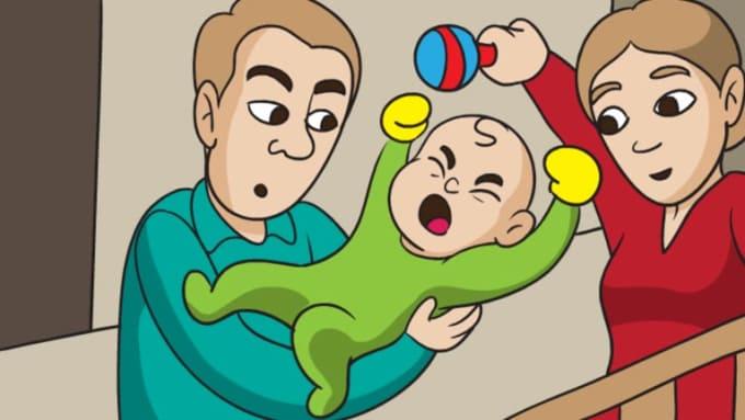 Baby Sleep Consultant REV