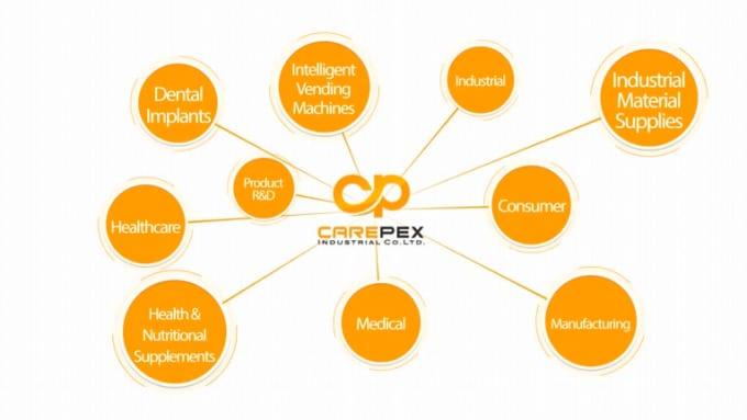 Logo Company Identity Intro_CarePex_2